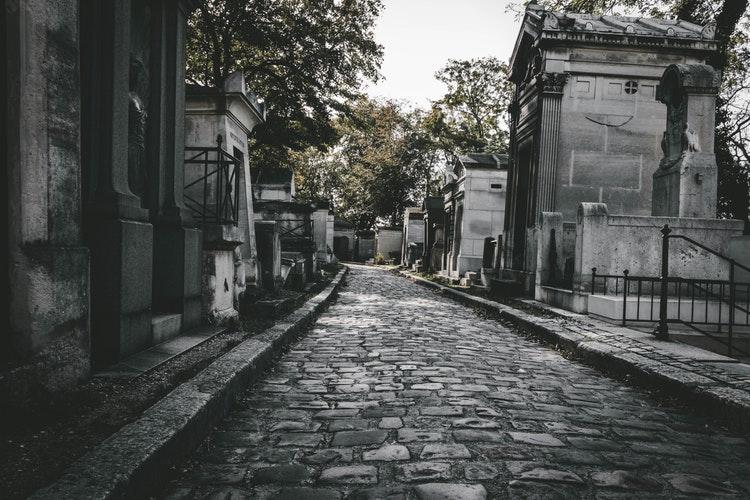 Lutto - Cimitero