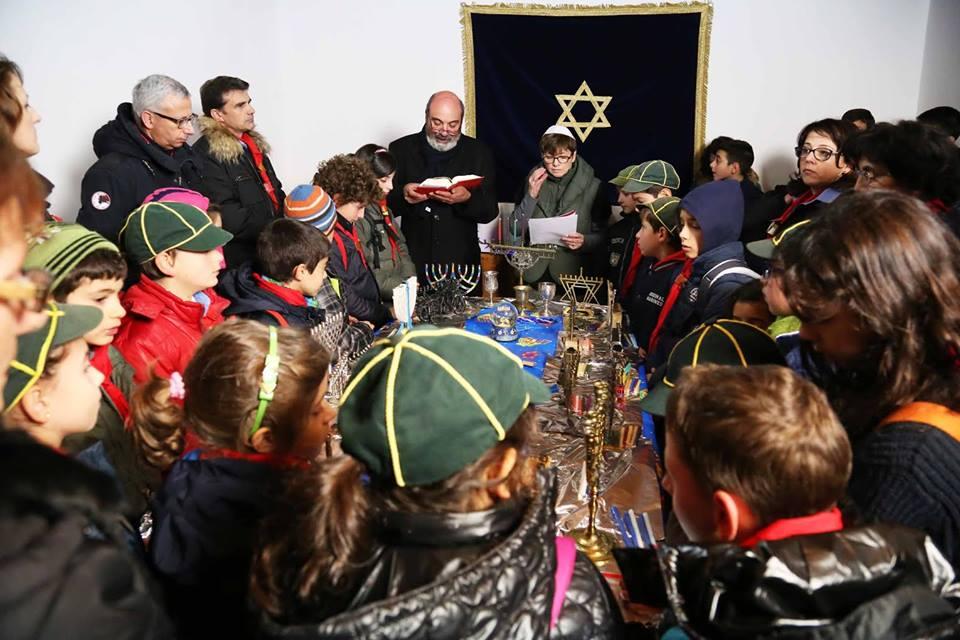 rabbina - Preghiera Comune