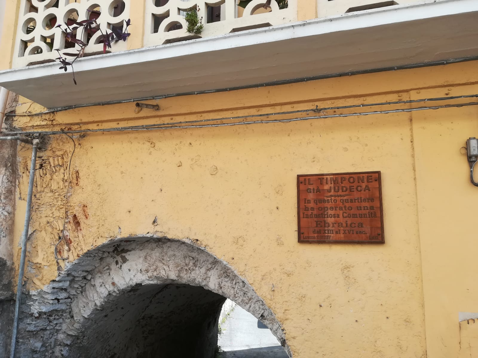rabbina - Timpone Judeca
