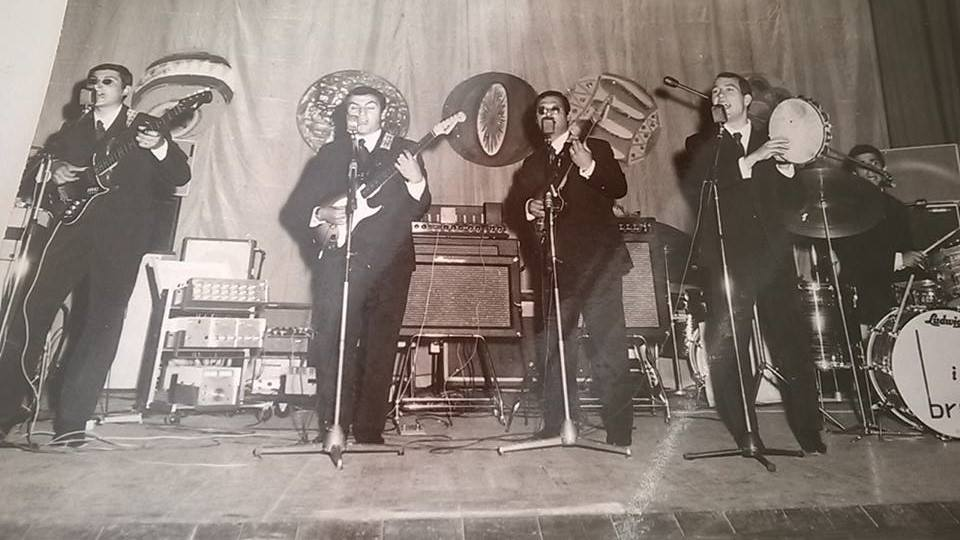Bruzi Quartetto
