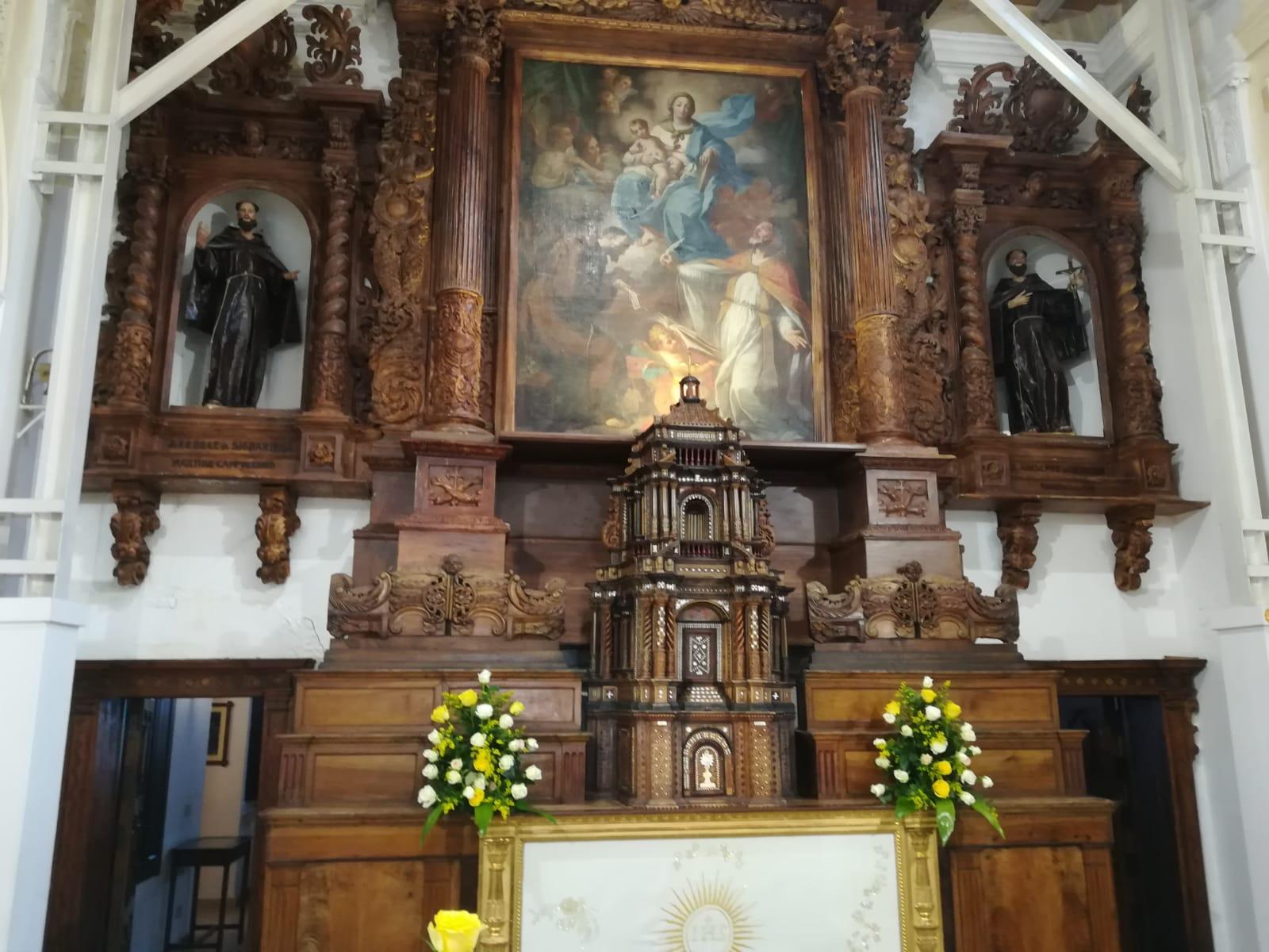 Sant'antonio Altare Maggiore