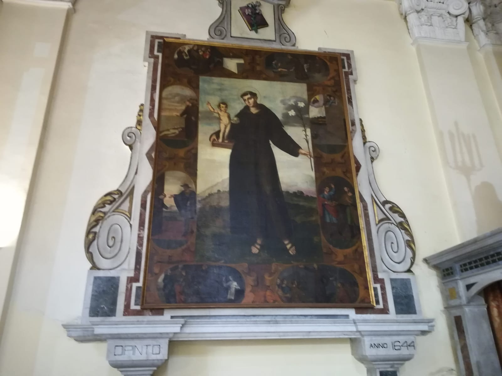 Sant'antonio Dipinto
