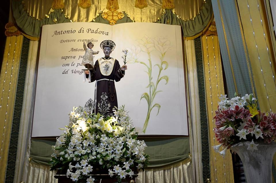 Sant'antonio Statua