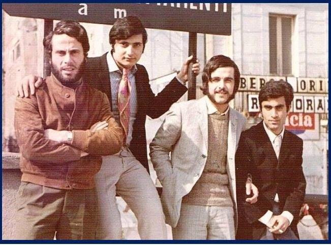 Bruzi - foto della band