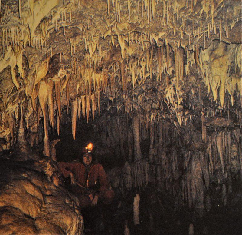 Grotta 'Ntonimaria- Sala del Magnificat