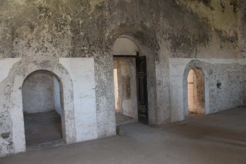 Bastione-parete