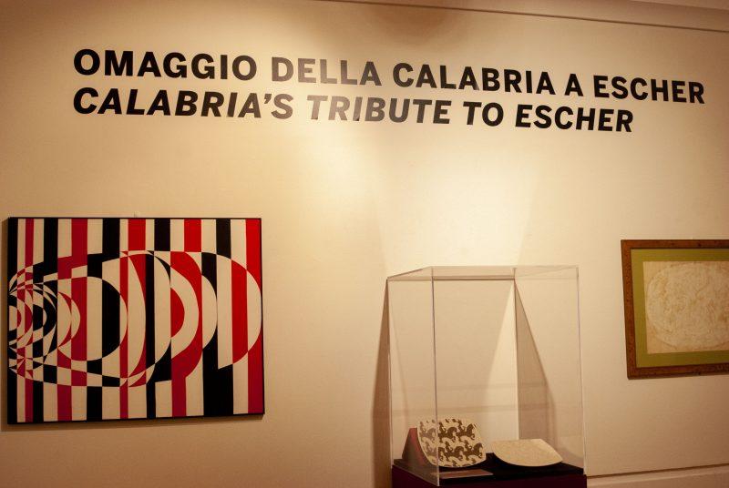 Mostra Escher Calabria