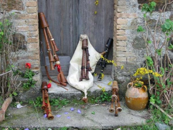 Strina - gli strumenti antichi