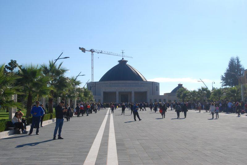 Natuzza- chiesa santuario