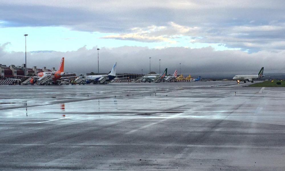 Aeroporto Lamezia-pista atterraggio