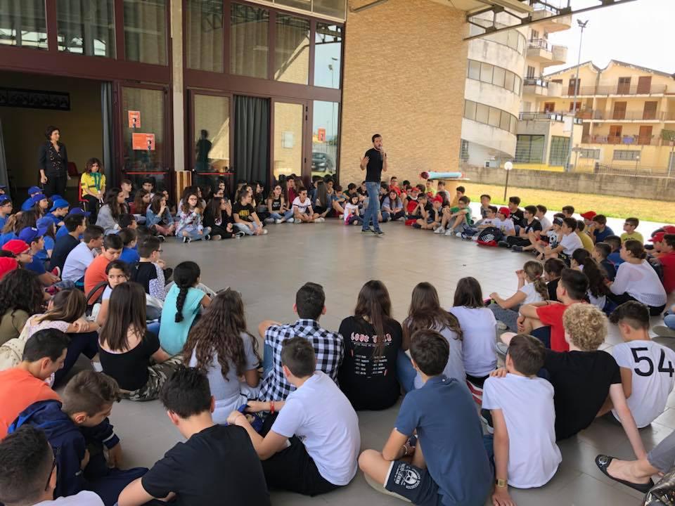 Civico-Trame A Scuola
