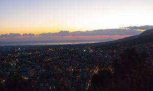 Panorama di Lamezia