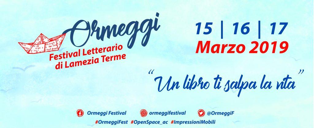 Simona Viciani Locandina del festival Ormeggi