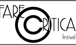 Fare Critica locandina festival