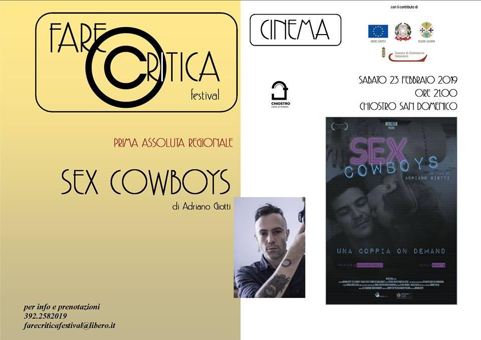 Fare Critica locandina del film Sexcowboys