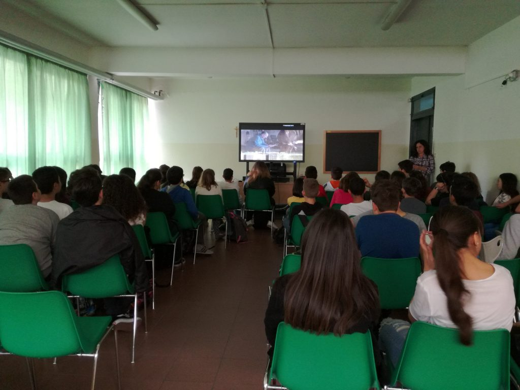 Lingue Straniere visione film in lingua nelle scuole