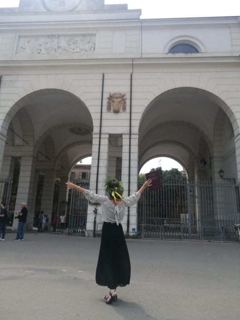 Universita Laura Curcio Laurea