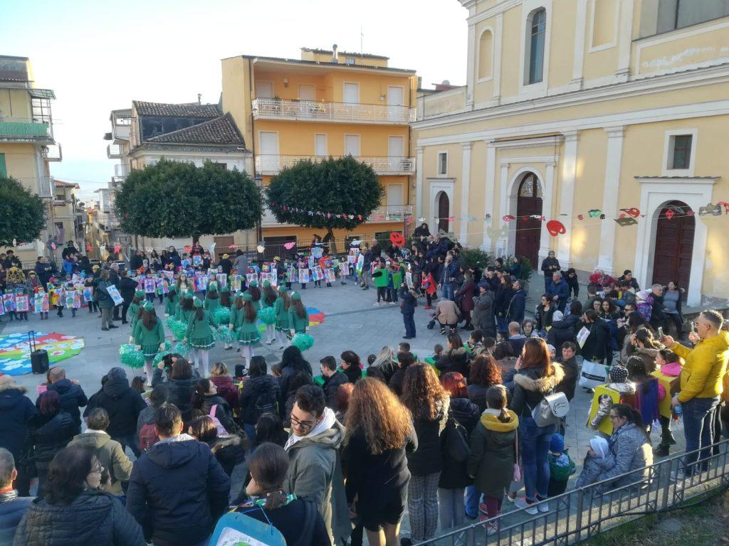 Carnevale Lamezia -Festa finale del carnevale