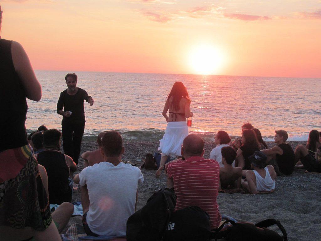 costa nostra - dibattito su cultura e ambiente in spiaggia