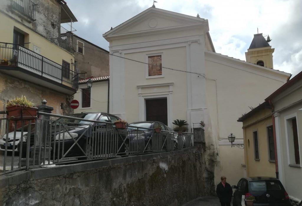 Chiesa San Teodoro - la chiesa del vecchio borgo