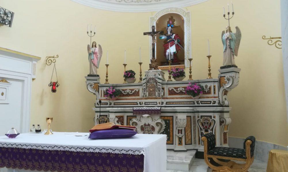 Chiesa San Teodoro - l'altare maggiore