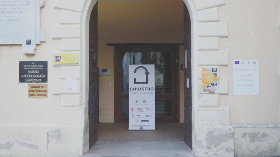 De Fazio-entrata chiostro san domenico