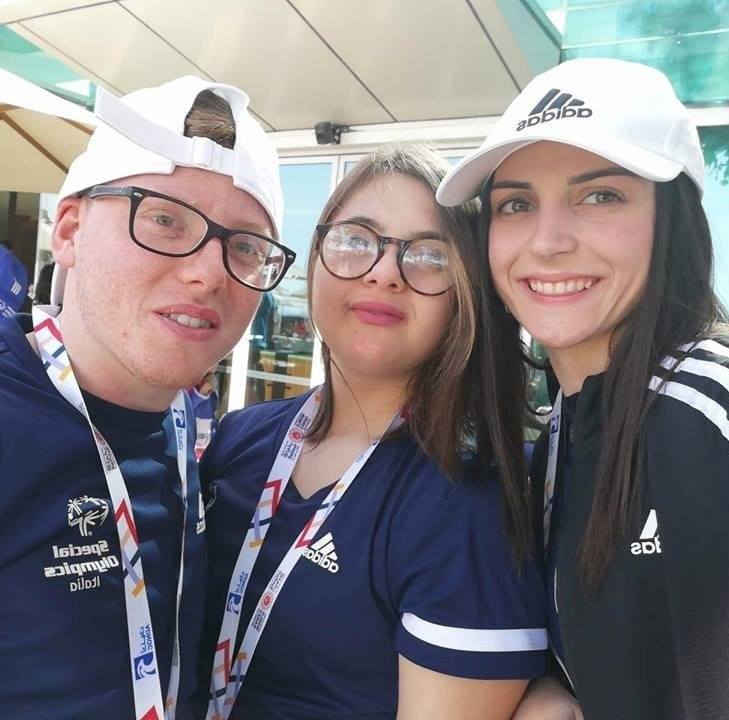 Lucky Friends - gli atleti degli special olympics