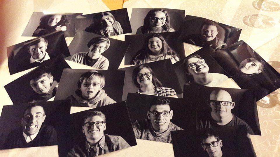 Lucky Friends - la mostra dei ragazzi speciali