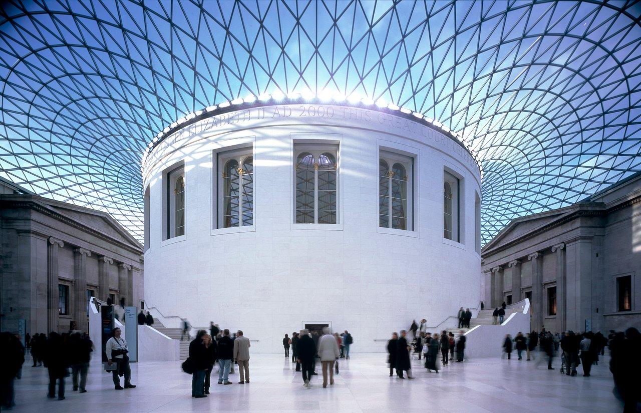 Terina Facciata del British Museum