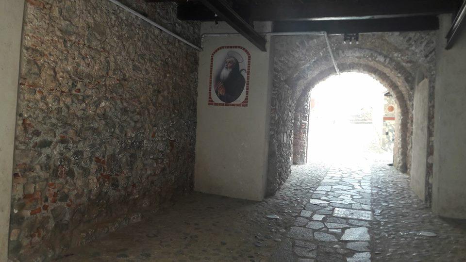 Una Via Del Centro Storico di sambiase