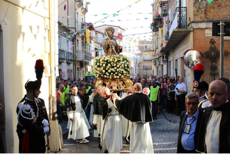 Francesco Di Paola La Festa in onore del taumaturgo paolano