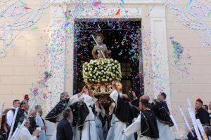 Francesco Il Santo La Statua