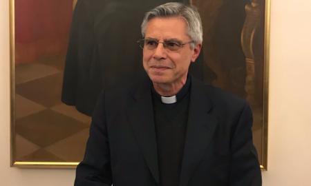 il vescovo di lamezia