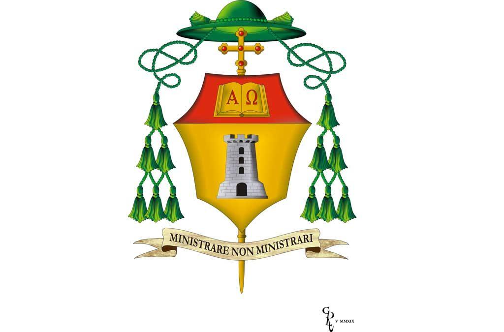 Stemma Episcopale del nuovo vescovo