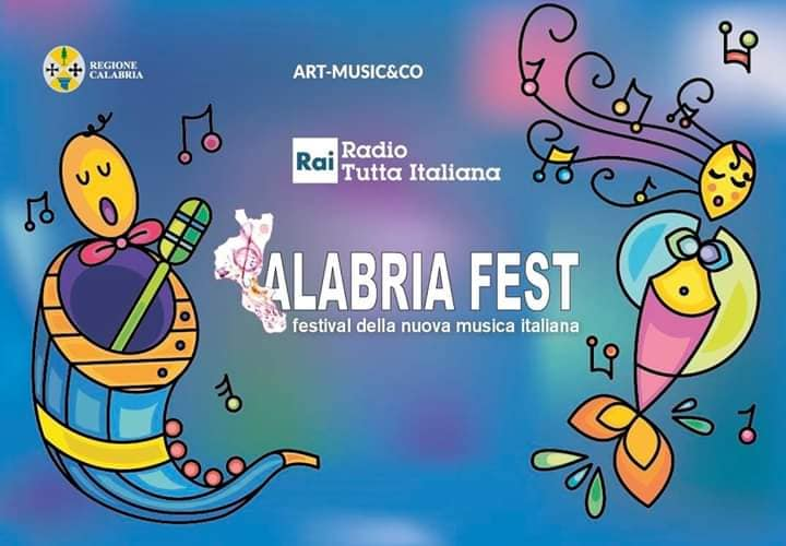Locandina Calabria Fest