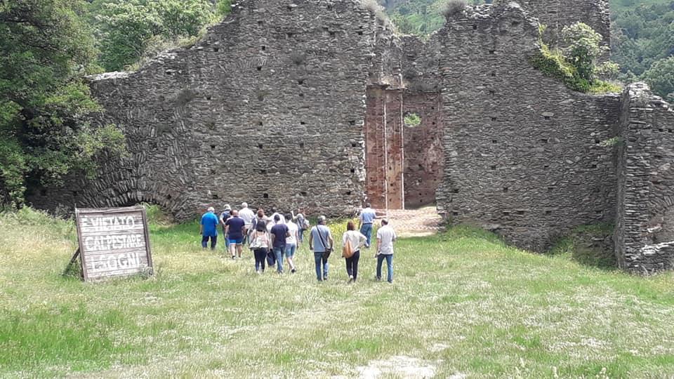 l'abbazia di corzza è nelle mete del festival