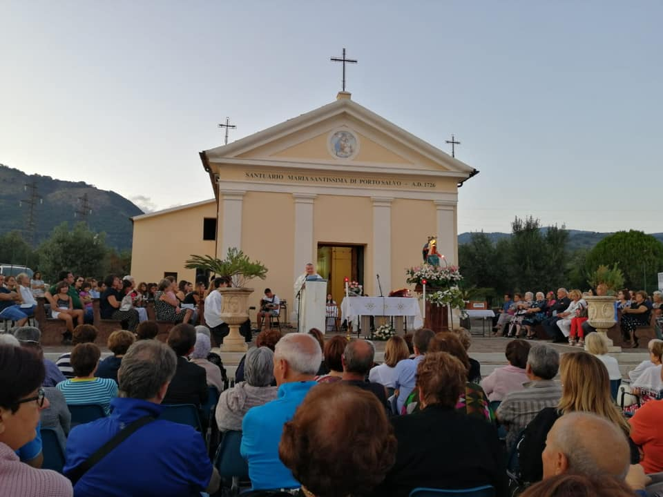 madonna Di Porto Salvo chiesetta