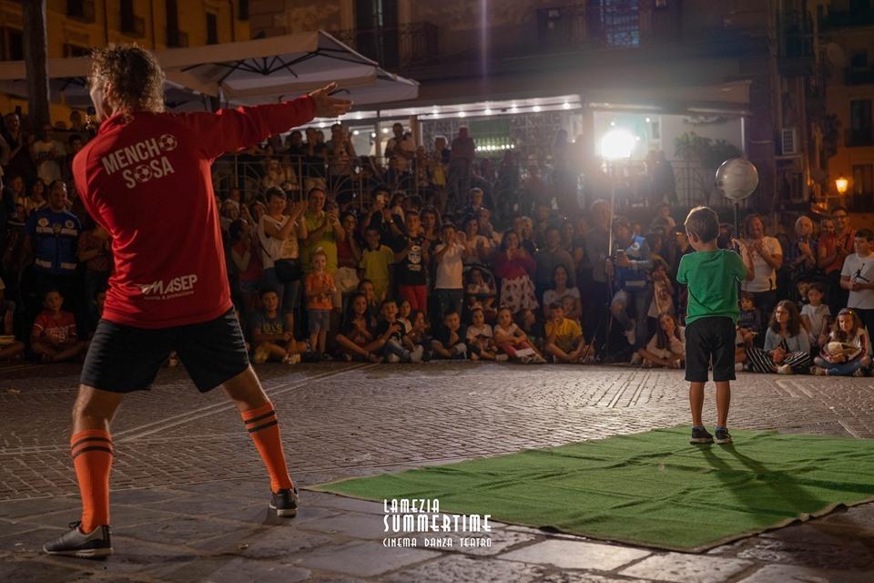 Il Teatro e il Calcio