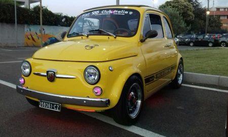 La Fiat 500 D Epoca
