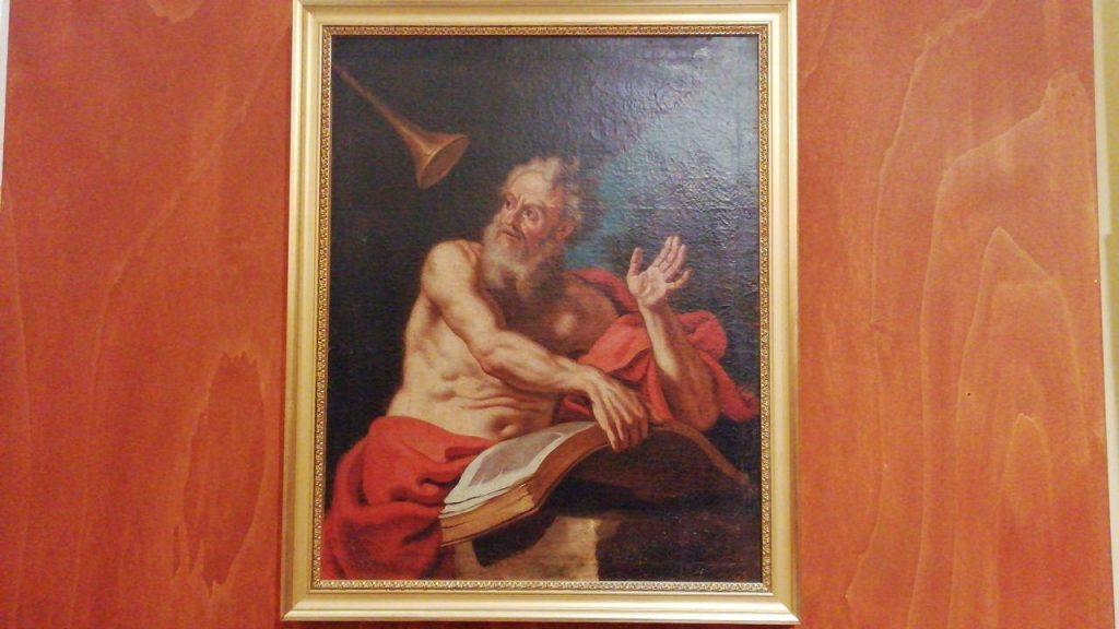 San Girolamo di Domenico Basile è esposto a palazzo de medici