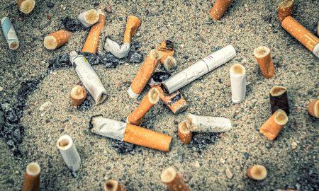 Cicche Di Sigarette Copertina