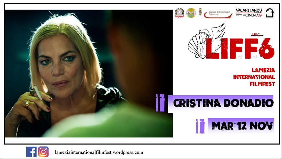 Lamezia International avrà come ospite anche Cristina Donadio