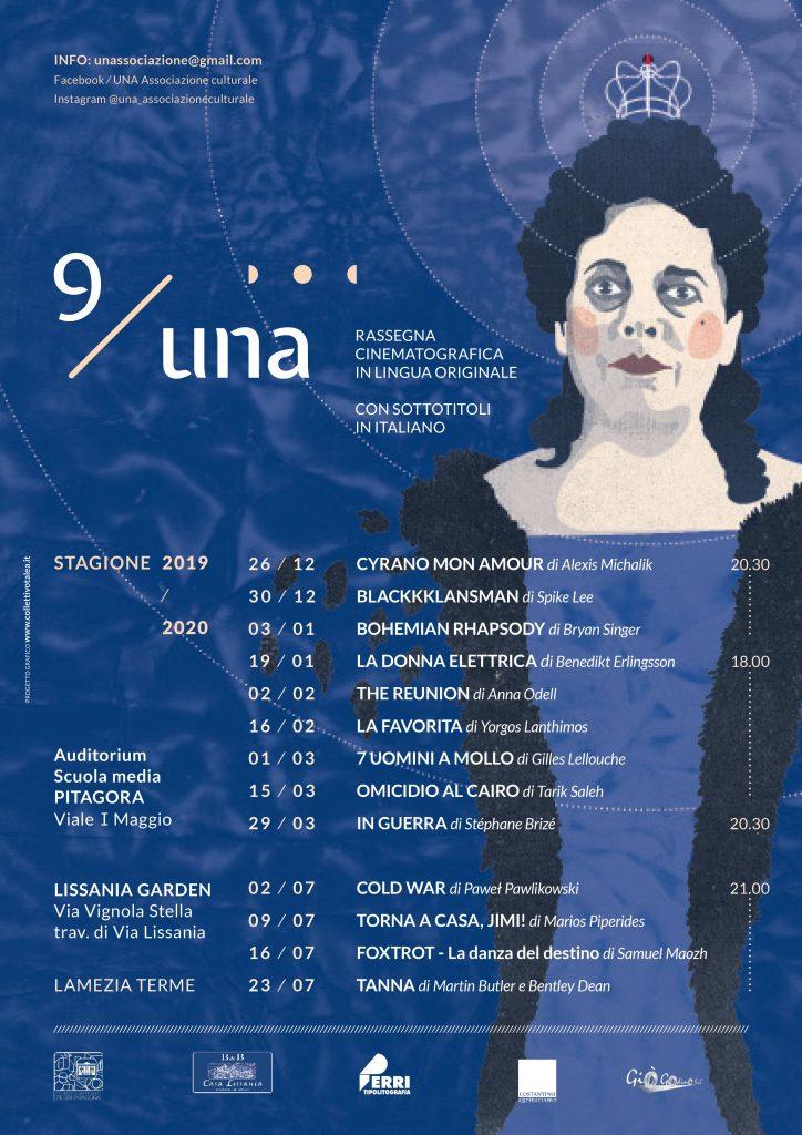 Cinema Di Una La Locandina