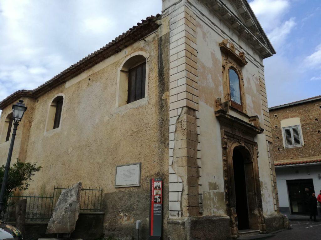 Immacolata concezione l'esterno della chiesa
