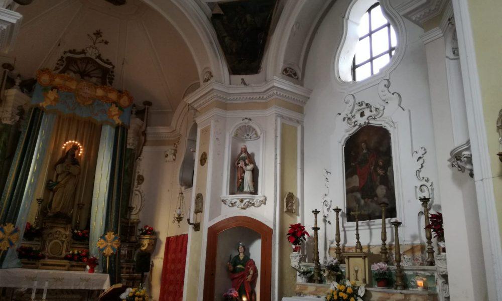 Immacolata Interno della chiesa