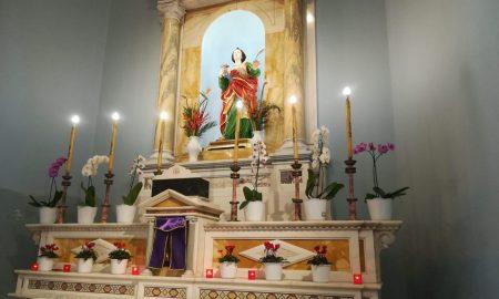 Lucia e la sacra Effige