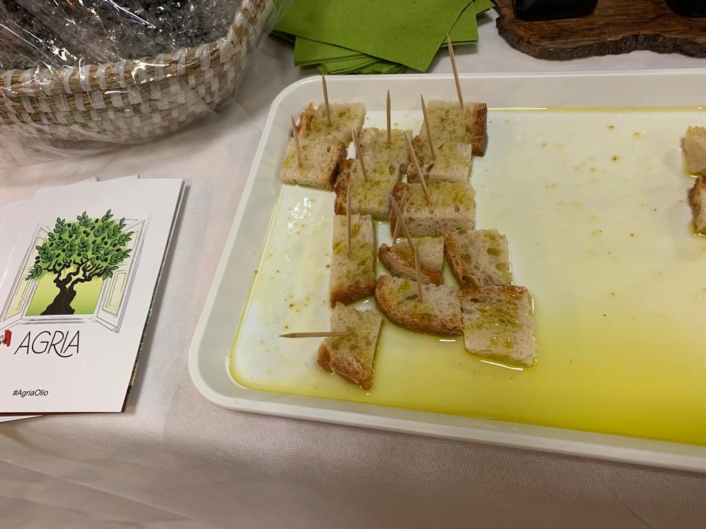 gusto e tradizione con l'oro Verde Di Calabria