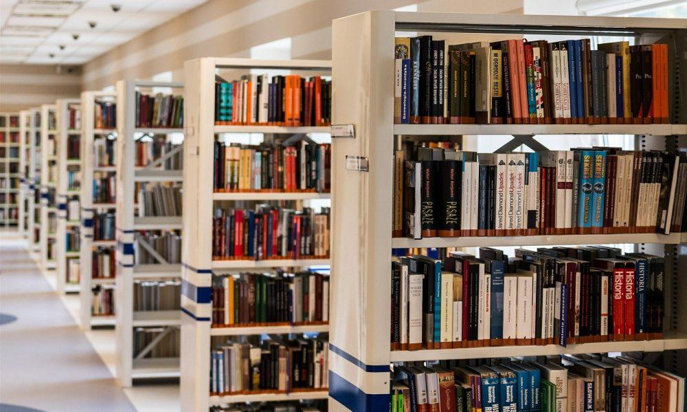 Biblioteche Scaffali
