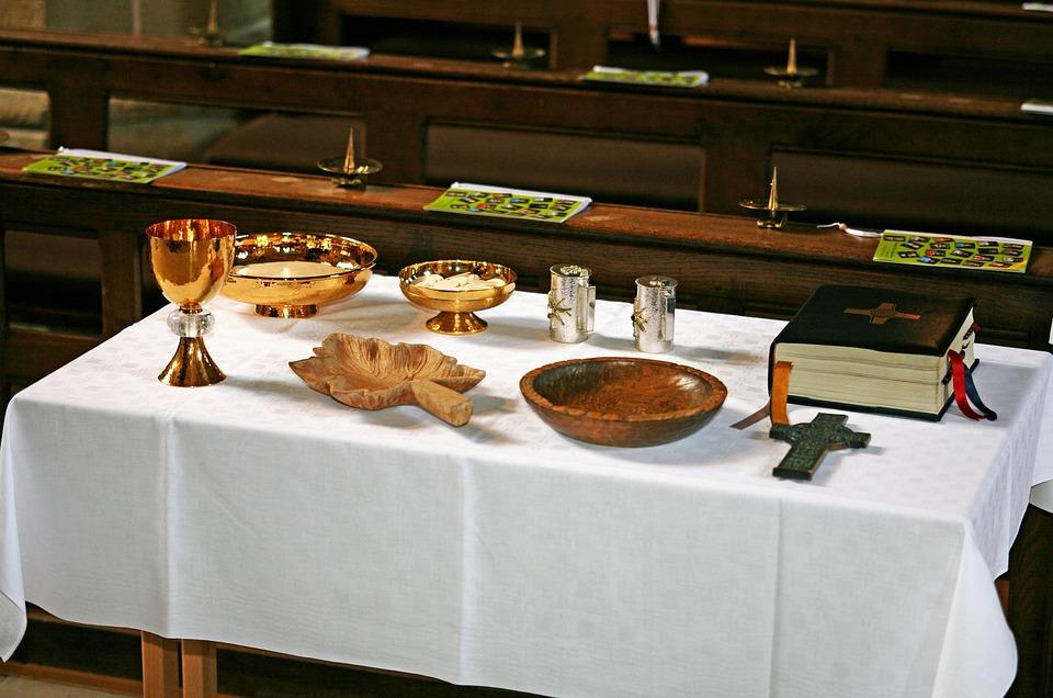 Altare della messa
