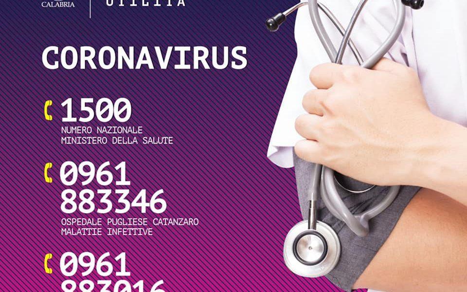 Coronavirus Informazioni
